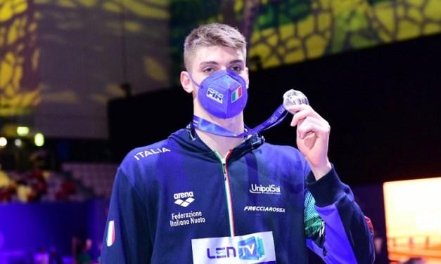 Europei 2021 | 7 medaglie nella terza giornata. Strepitoso Miressi
