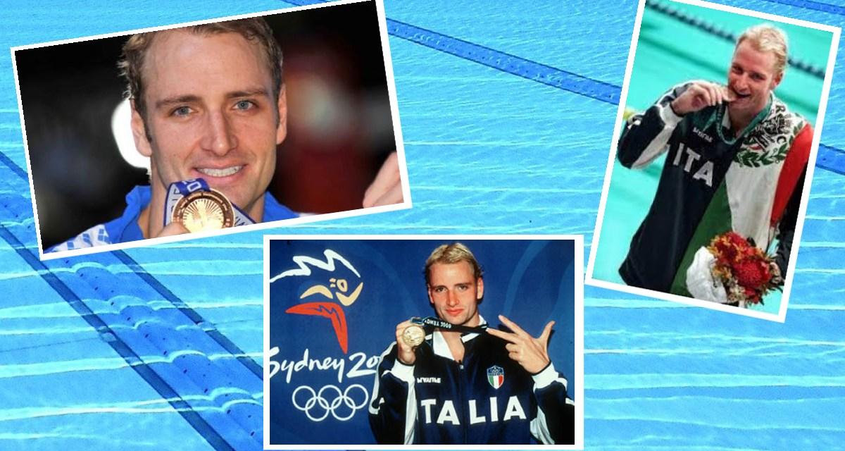 ItalNuoto e Olimpiadi | Sydney 2000, l'oro Olimpico di Massimiliano Rosolino