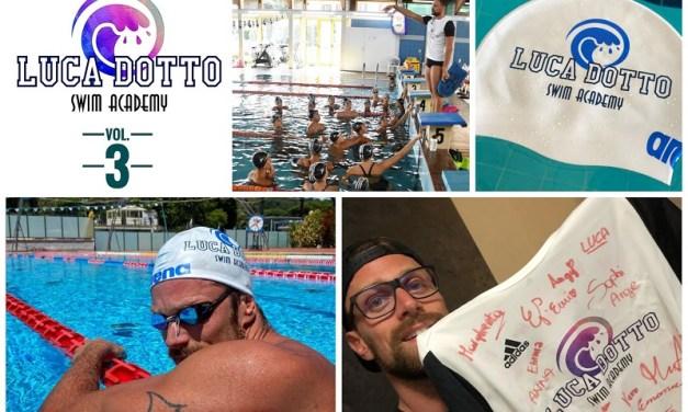 Luca Dotto Swim Academy, la tecnica del nuoto e tanta passione