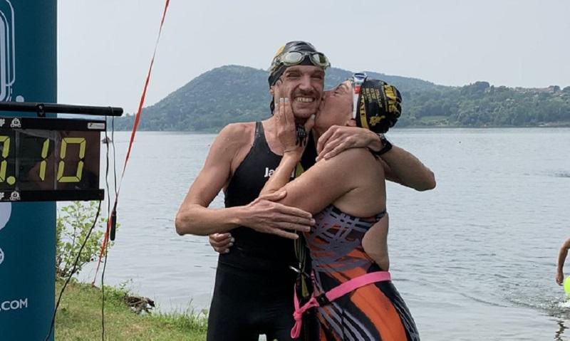 #MiFidoDiTe 2021, a Monate la seconda tappa della Maratona di nuoto