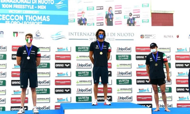 58° Sette Colli | Day2: Martinenghi e Pilato sprint. Ceccon oro nei 100 stile