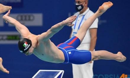 Un sogno olimpico diventato realtà: intervista a Federico Poggio