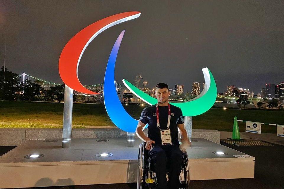 Tokyo 2020 | Cinque medaglie nel primo giorno del Nuoto Paralimpico