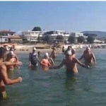 Primo Meeting Special Olympics in acque libere a Terracina