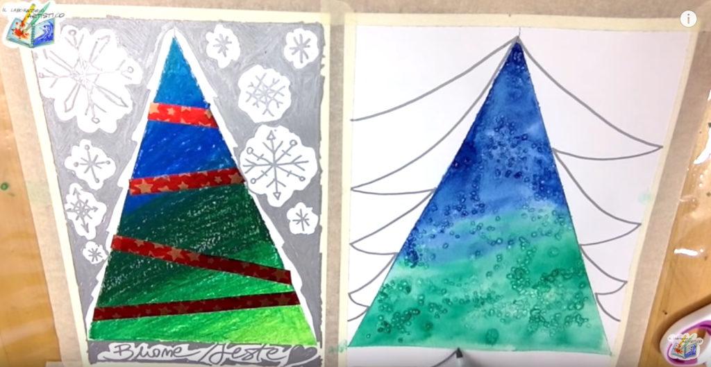 Visualizza altre idee su artigianato per bambini, kids crafts, attività per bambini. Alberi Di Natale 4 Idee Creative Con La Carta Scuola E Arte