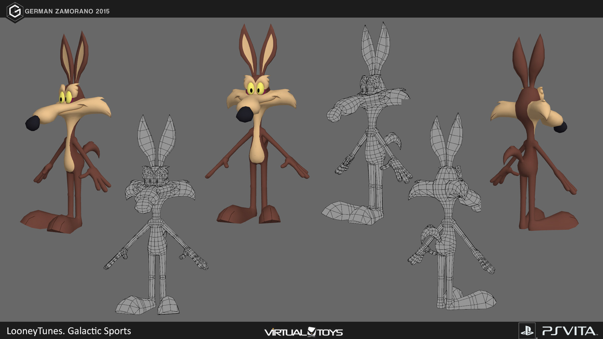 Model Sheets Reference Images Corso 3d