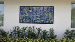"Xavier Cortada, ""Seedlings,"" ceramic, 2013"