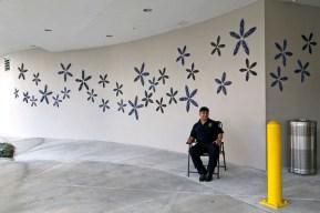 """Xavier Cortada, """"Flores De Cocuyos,"""" ceramic, 2013"""
