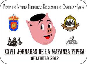 XXVII Jornadas de la Matánza Típica de Guijuelo 2012