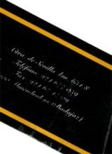 Información que debe presentar el etiquetado del jamón ibérico