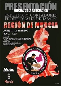 Nace la Asociación de Expertos y Cortadores Profesionales de Jamón de Murcia