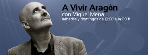"Entrevista en ""A vivir Aragón"" de Cadena Ser"