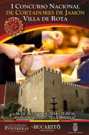I Concurso Nacional de Cortadores de jamón Villa de Rota