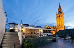 Curso de corte de jamón en el Hotel Doña María de Sevilla