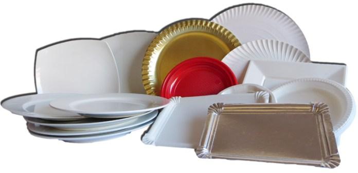 Que platos utilizar para presentar el jamón