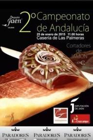 Campeonato de Cortadores de Jamón de Andalucía 2015