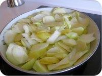 Receta de fritada aragonesa con jamón ibérico