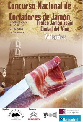 I Concurso Nacional de Cortadores de Jamón Trofeo Jamón Spain