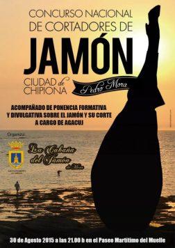 I Concurso de cortadores de jamón Ciudad de Chipiona