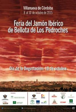 Llega la Feria del Jamón de Los Pedroches 2015