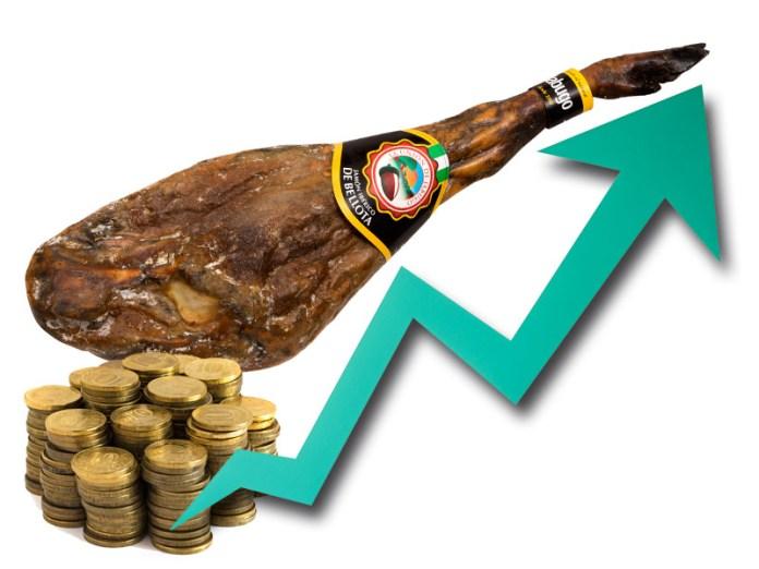El jamón ibérico de bellota es caro pero... ¿sabemos el motivo?