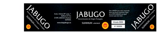 Denominación de Origen jamón de Jabugo