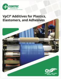 Additives for Plastics Brochure Cover