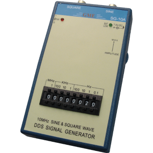 10 MHz Sine and Square Wave Signal Generator