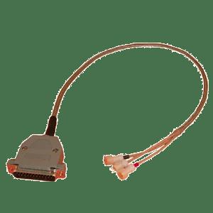 Commutator Top Cable