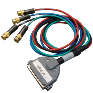 DB25 to 4 x BNC Trigger Cable
