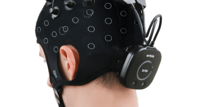 Brite24 wireless wearable fNRIS