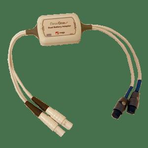NeurOne Dual Battery Adapter