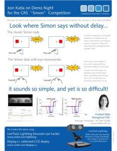 VSS Simon Effect Demo Description