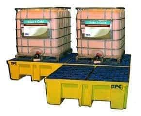 IBC Containment Unit