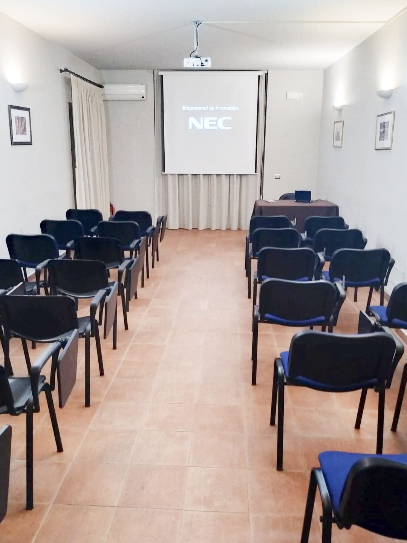 sala meeting aziendali acireale