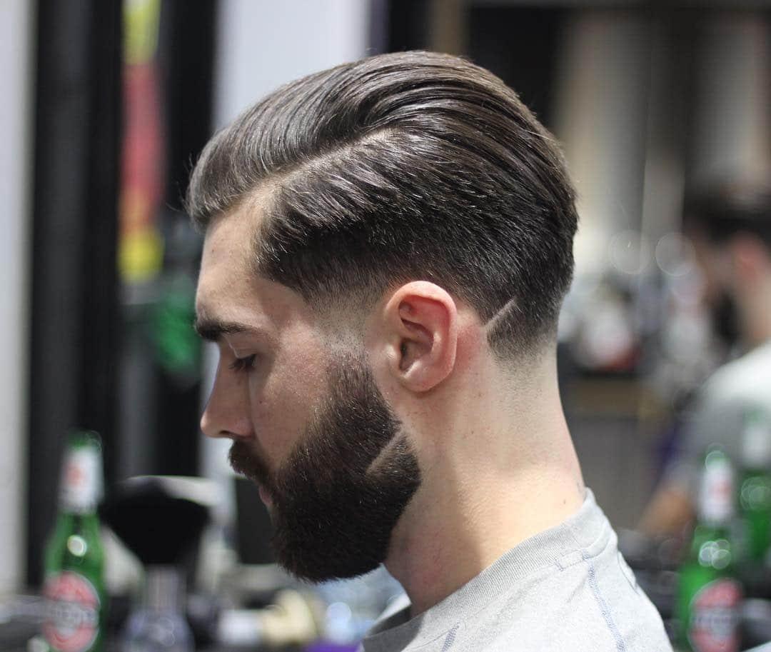 Los Estilos En La Barba Para Hombres 2018 Cortes De Pelo