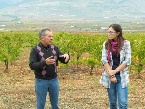 Visita guiada Cortijo El Cura Eco-Bodega Laujar-Alpujarra