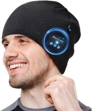 Gorro Bluetooth