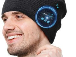 Gorro Bluetooth