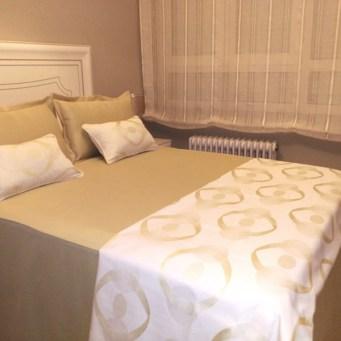 Textiles decoración dormitorio