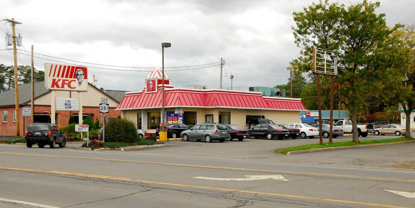 Former KFC Building, 1087 NYS Route 222, Cortland NY
