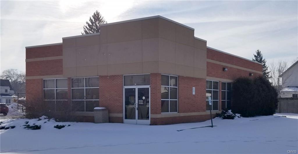 137-141 Clinton Avenue, Cortland (former Tim Horton Building)
