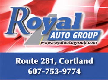 royal auto ad