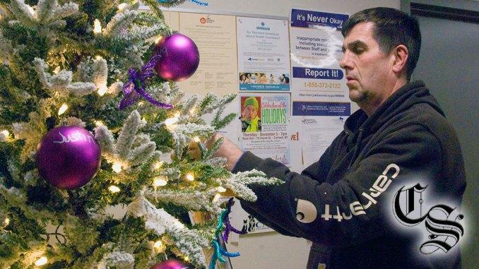 Overdose remembrance tree
