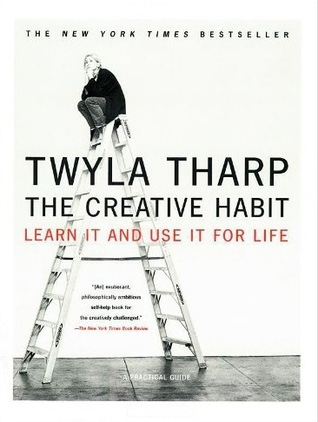 Cortney North Art Book Recommendations -Creative Habit by Twyla Tharp