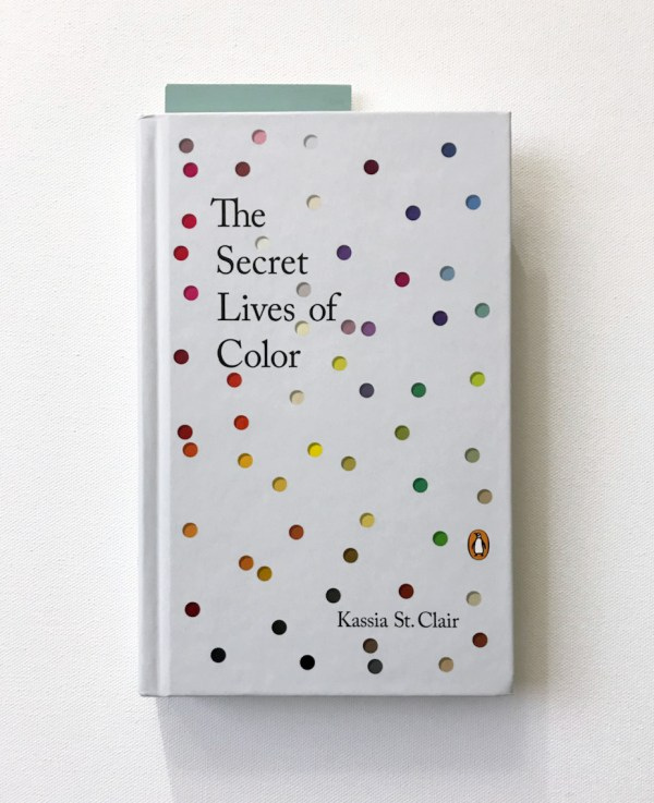 Cortney North Art Book Recommendations - The Secret Lives of Color by Kassia St. Clair