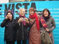 Barbara Hammer. Pamplona, Marzo 2009