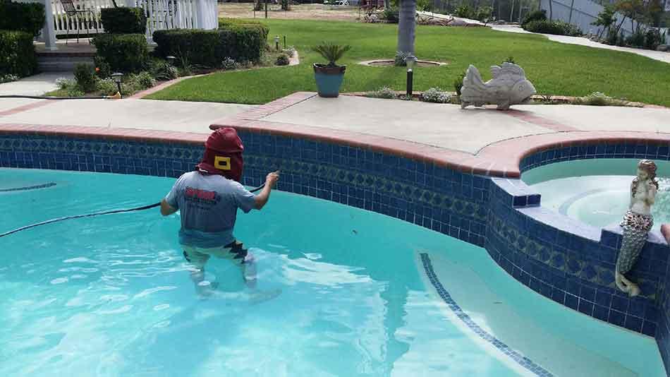 corts pools