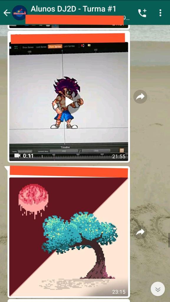 Curso Design de Jogos 2D é bom