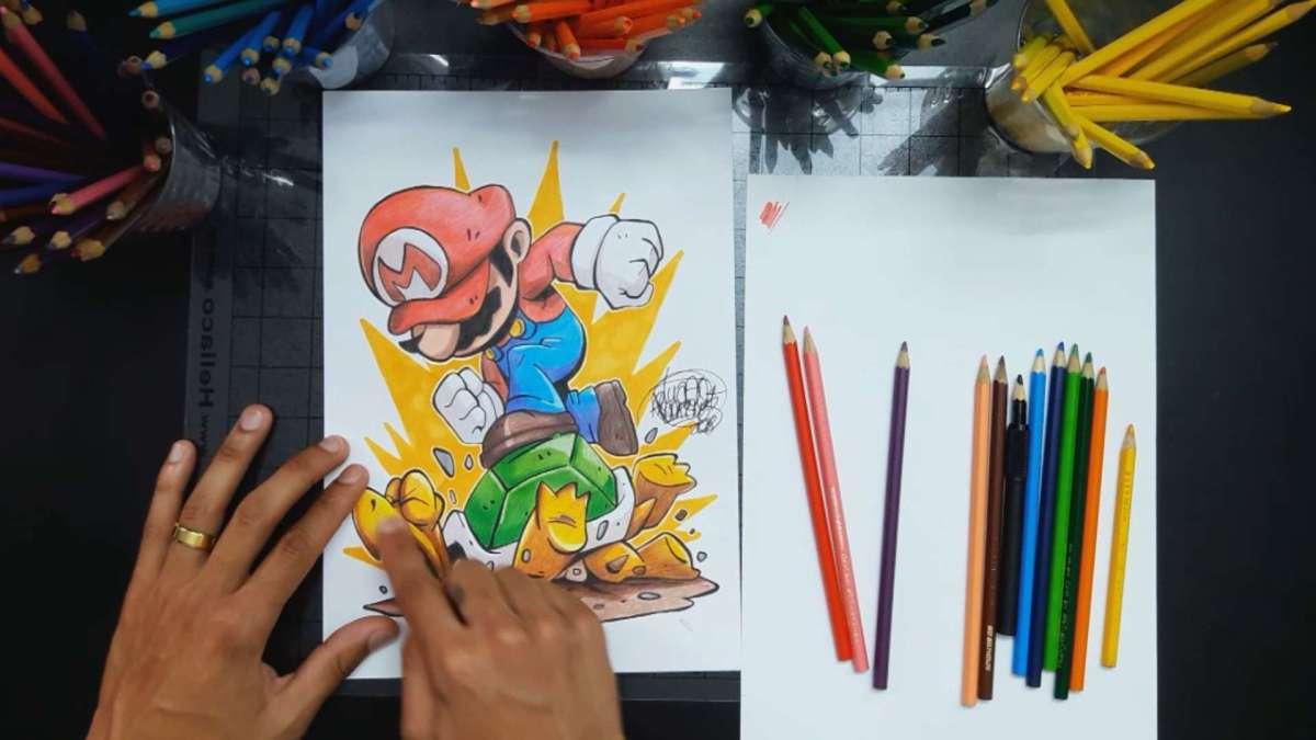 Curso Desenhando sem Dom Art Rodrigues